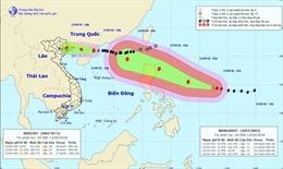 Ứng phó với siêu bão Mangkhut: Philippines sơ tán khẩn cấp hàng nghìn người dân