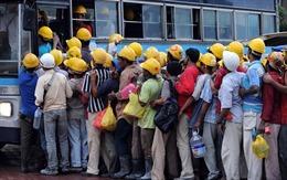 Malaysia gia hạn làm việc cho công nhân nước ngoài có thâm niên 10 năm