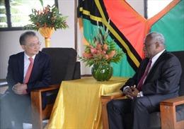 Việt Nam - Vanuatu nhất trí thúc đẩy hợp tác nông nghiệp và thủy sản