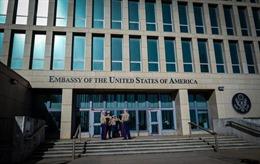 Thảo luận về vấn đề sức khỏe của các nhà ngoại giao Mỹ tại Cuba