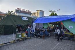 Ban bố tình trạng khẩn cấp do dịch sốt rét hoành hành ở đảo Lombok, Indonesia