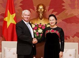 Sẽ tăng gấp đôi số lượng học viên ngành kiểm sát Việt Nam sang Hungary học tập