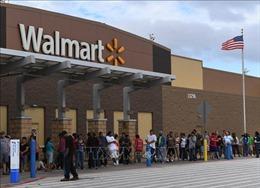 'Đại gia' bán lẻ Walmart hối thúc tìm ngay giải pháp cho căng thẳng thương mại Mỹ - Trung