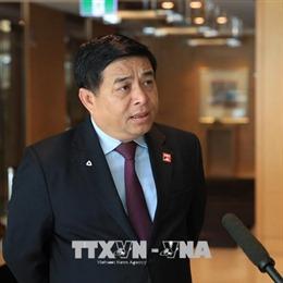 Bộ trưởng Nguyễn Chí Dũng: Tiếp tục đồng hành và hỗ trợ khu vực kinh tế tư nhân