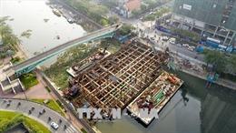 Trung tâm Điều hành 'phản ứng' với kiến nghị thu hồi 1.518 tỷ đồng của dự án giải quyết ngập TP Hồ Chí Minh