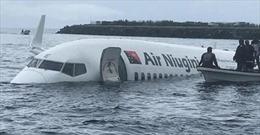 Tin mới nhất về 4 công dân Việt Nam trên máy bay lao xuống biển tại Micronesia