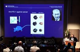 Nhà khoa học Tasuku Honjo cam kết tiếp tục công trình nghiên cứu điều trị ung thư