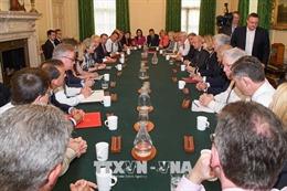 Nội các Anh tiếp tục chia rẽ về kế hoạch Brexit