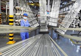 Hoạt động chế tạo tại châu Á giảm trong tháng 9/2018