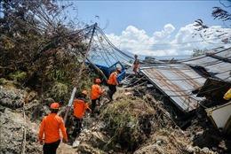 Indonesia 'đau đầu' vì tình trạng cướp bóc sau thảm họa động đất, sóng thần
