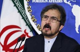 Bác cáo buộc âm mưu đánh bom Paris, Iran muốn thảo luận để xóa 'hiểu lầm'