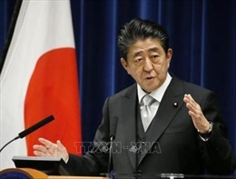 Thủ tướng Nhật Bản đối mặt một loạt thách thức về đối nội, đối ngoại