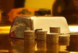 Giá vàng tăng mạnh nhất trong 6 tuần qua