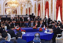 Thủ tướng phát biểu tại Hội nghị Cấp cao Hợp tác Mekong - Nhật Bản lần thứ 10