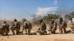 Thổ Nhĩ Kỳ: Vùng phi quân sự quanh Idlib ở Syria đã được thiết lập