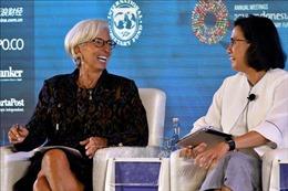 Hội nghị IMF-WB lo ngại hậu quả của cuộc chiến thương mại Mỹ - Trung đang leo thang