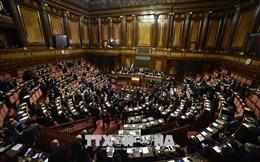 Quốc hội Italy thông qua chỉ tiêu ngân sách 2019