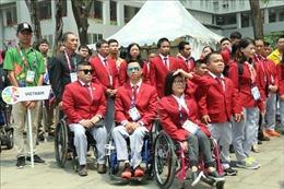 Asian Para Games 2018: Đoàn Việt Nam giành 40 huy chương, vượt chỉ tiêu thành tích