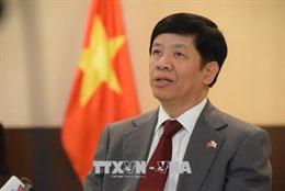 Việt Nam và Oman tham vấn chính trị lần thứ ba