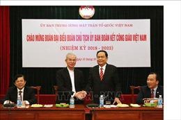 Đồng bào Công giáo Việt Nam khẳng định quyết tâm tiếp sức, đồng hành cùng dân tộc