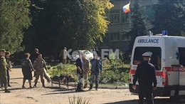 Vụ xả súng tại Crimea: Ba 'lỗ hổng' đe dọa sự an toàn của học sinh Nga