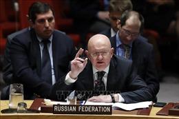 Nga sẵn sàng đăng cai cuộc gặp thượng đỉnh Israel-Palestine