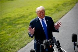 Tổng thống Mỹ tin tưởng tin tình báo có quan chức cấp cao Saudi Arabia 'dính líu' vụ giết hại nhà báo J.Khashoggi