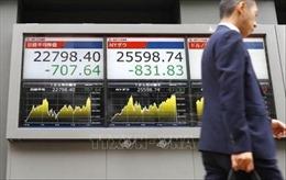 Phố Wall bán tháo cổ phiếu, chứng khoán châu Á rơi tự do