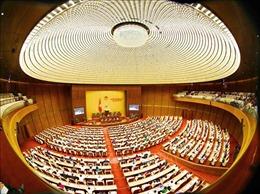 Thông cáo số 5 - Kỳ họp thứ 6, Quốc hội khóa XIV