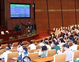Cử tri kiến nghị nhiều giải pháp thúc đẩy tăng trưởng kinh tế, nâng cao đời sống nhân dân