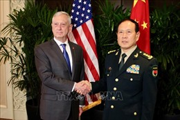 Mỹ thông báo Bộ trưởng Quốc phòng Trung Quốc thăm Washington tuần tới