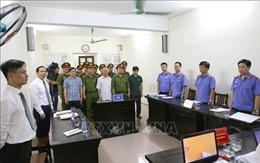 Sửa án sơ thẩm, Vũ 'nhôm' lĩnh 8 năm tù giam về tội Cố ý làm lộ bí mật Nhà nước