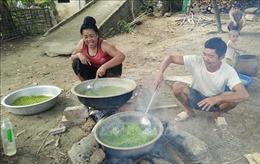 Hương lúa mới ở Chiềng Khoang