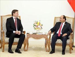 Thủ tướng Nguyễn Xuân Phúc tiếp Đại sứ Ba Lan
