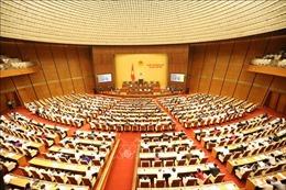Thông cáo số 9, Kỳ họp thứ 6 Quốc hội khóa XIV