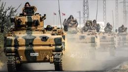 Mỹ, Thổ Nhĩ Kỳ bắt đầu tuần tra chung ở miền Bắc Syria