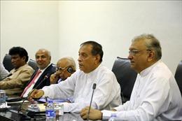 Vướng áp lực quốc tế, Sri Lanka dừng đình chỉ Quốc hội từ ngày 14/11