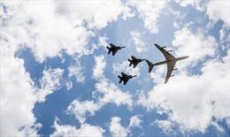 Tập trận không quân đa quốc gia lớn nhất từ trước đến nay tại Israel