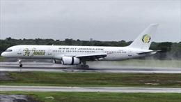 Máy bay Boeing hạ cánh khẩn cấp, 6 người bị thương