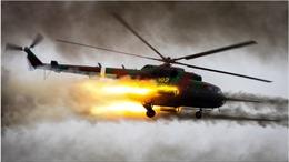 Nga phát triển tên lửa 'bí mật' cho trực thăng chiến đấu
