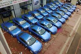 Doanh số bán ô tô tại Trung Quốc giảm mạnh trong tháng 1/2019