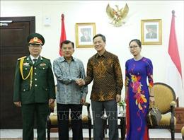 Việt Nam và Indonesia sẽ sớm giải quyết tồn đọng liên quan đến vùng biển chồng lấn