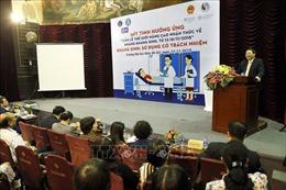 """Hưởng ứng """"Tuần lễ thế giới nâng cao nhận thức về kháng sinh"""": Ý thức của cộng đồng là quan trọng nhất"""