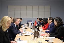 Thúc đẩy quan hệ hợp tác Việt Nam - Phần Lan