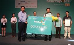 Vinh danh Startup Việt năm 2018