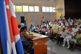 Cuba kết thúc quá trình tham vấn nhân dân về dự thảo Hiến pháp mới
