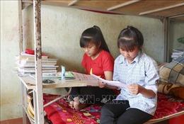 Hiệu quả mô hình trường học bán trú ở vùng cao Điện Biên Đông