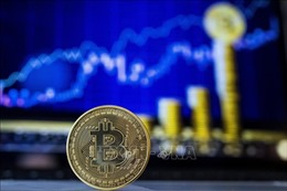 Bitcoin bất ngờ phá ngưỡng 8.000 USD
