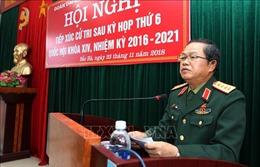 Phó Chủ tịch Quốc hội Đỗ Bá Tỵ tiếp xúc cử tri tại tỉnh Lào Cai