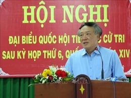 Chánh án Nguyễn Hòa Bình: Kiểm tra phản ánh giáo viên dạy thêm tại nhà trái quy định